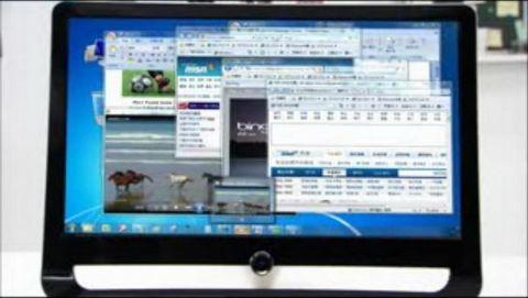 雷到外焦里嫩!看微软Win 7广告如何山寨国货!
