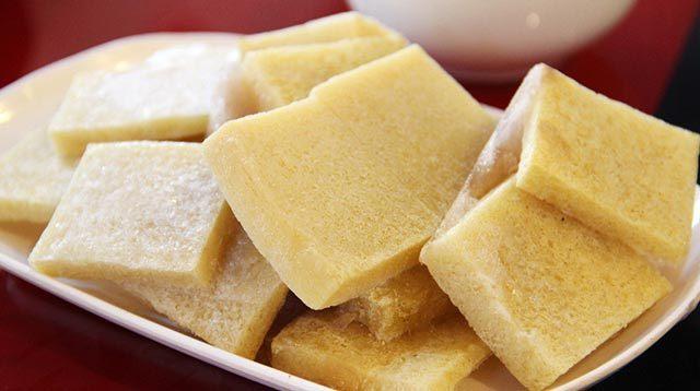 孕妇怀孕期间能吃冻豆腐,冷冻水豆腐,海绵豆腐吗