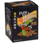 义香纯白咖啡(微甜)180克