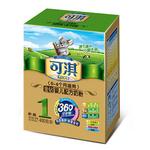 可淇金钻360系列婴儿配方奶粉1段400g