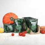 绿猴南瓜+银甜菜+红薯果菜泥