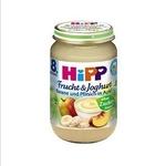 喜宝hipp有机香蕉苹果黄桃酸奶果泥