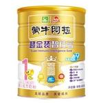 蒙牛阿拉超金装智佳益婴儿配方奶粉1段900g