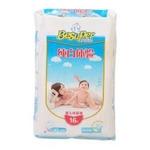 贝舒乐纯白体验纸尿裤XL16片