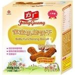方广宝宝机能饼干(花生牛奶味)90g