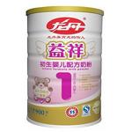 龙丹益祥系列初生婴儿配方奶粉1段900g