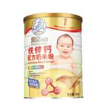 双熊铁锌钙配方奶米粉528g/罐