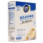滋儿乐1段莲子+奶初乳营养米粉250克/盒