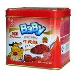 方广宝宝营养配方番茄味牛肉酥