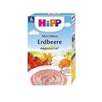 喜宝HIPP婴儿牛奶草莓麦糊