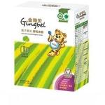 金哥贝1段莲子薏米有机米粉225g/盒