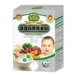 奥吉康1段双蛋白营养米粉