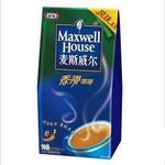 麦斯威尔香滑三合一速溶咖啡130g