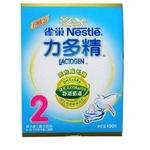 雀巢力多精较大婴儿配方奶粉2段400g