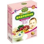 奥吉康1段银耳莲子营养米粉