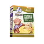 双熊金典小米扁豆配方奶米粉225克/盒