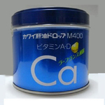 kawai鱼肝油M400