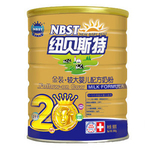 纽贝斯特金装婴儿配方牛奶粉2段900g(听装)