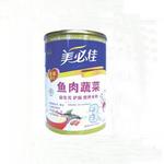 美必佳3段鱼肉蔬菜益生元米粉