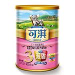 可淇金装双盾系列幼儿配方奶粉3段900g