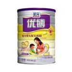 圣元优博较大婴儿配方奶粉2段900g