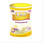 金合力1段纯米粉有机营养米粉(听装)