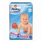 爱婴舒坦Fixies经典系列婴儿纸尿裤L48片