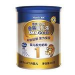 惠氏S26金装爱儿乐婴儿配方奶粉1段400g