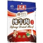 立丰香辣纯牛肉-上海特产