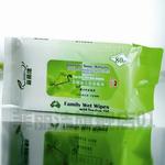 菲丽洁茶树油天然湿纸巾80片