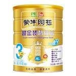 蒙牛阿拉超金装智佳益幼儿配方奶粉3段900g