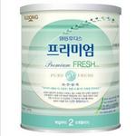 日东FRESH系列2段奶粉800g