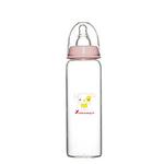 小王子A128标准口径高硼硅玻璃奶瓶(8安)