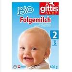 吉特士有机婴儿二段配方奶粉