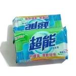 超能柠檬草清新植物洗衣皂260g