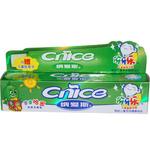 纳爱斯伢牙乐儿童营养牙膏哈密瓜型40g