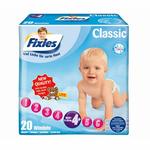 爱婴舒坦Fixies经典系列婴儿纸尿裤L+20片