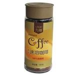 力神醇品速溶100%纯咖啡150g