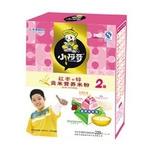 小阿哥红枣+锌贡米营养米粉