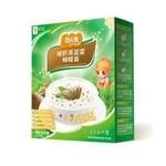 百乐麦猪肝蒸菠菜蝴蝶面1段