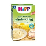 喜宝HiPP有机免敏谷物营养玉米小麦米粉