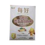 每好3段有机米燕麦淮山核桃营养米粉