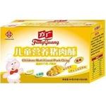 方广儿童营养原味猪肉酥