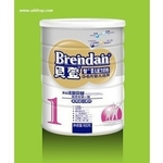 贝登智+婴儿配方奶粉1段900g