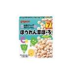 贝亲高钙菠菜蛋黄小馒头/粒粒脆2盒装