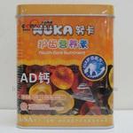 努卡AD钙护齿营养素75克(2.5克/粒X30粒)