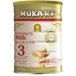 努卡益智幼儿配方奶粉3段900g