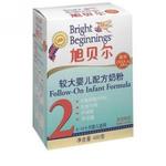 旭贝尔较大婴儿配方奶粉2段400g/盒