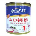 美必佳1段AD钙奶益生元米粉