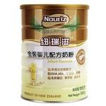 纽瑞滋金装婴儿配方奶粉1段1000g